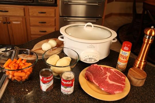 roast pot roast mushroom soup pot roast mushroom soup easy crock pot ...