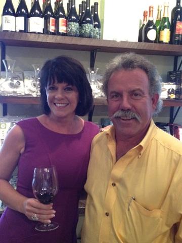 Vickie Meets Marc Mondavi – Charles Krug Wine Tasting