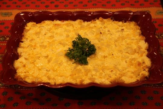 Home Style Hash Brown Casserole