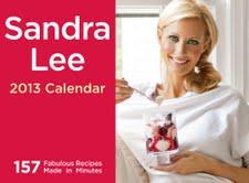 Sandra Lee 2013 Calendar