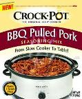 Crock Pot Seasoing Mix BBQ PUlled Pork