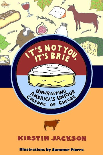 "****Contest Closed*****""It's Not You, It's Brie"" Book Giveaway"