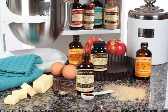 Nielsen Massey Vanilla and Cookbook Giveaway