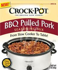 Crock-Pot Seasoning BBQ Pulled Pork Mix Review