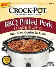 Crock-Pot Seasoning BBQ Pulled Pork Mix Review