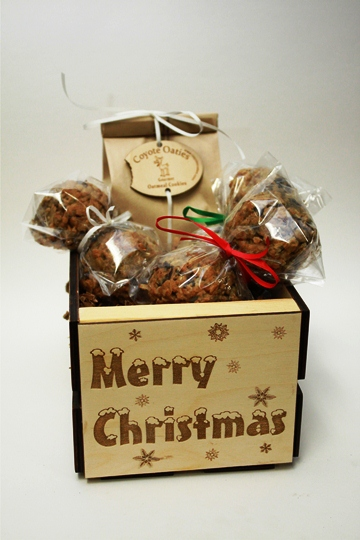 Coyote Oaties Gourmet Cookies For the Dessert Table or For Santa…