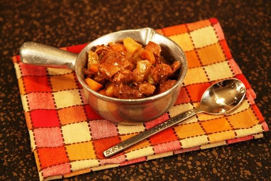 Crock Pot Seasoning Mix:  Hearty Beef Stew