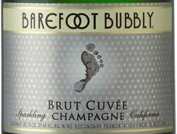 Barefoot Bubbly Label
