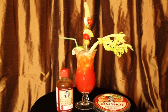 "Demitri's Bloody Mary Seasoning Mix – Mix up a ""Merry Mary"" For The Holidays!"