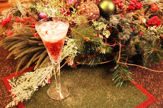Fizzy Cranberry Cocktails may become one of your favorite cocktail recipes.