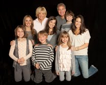 Joan Lunden Family Picture