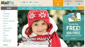 MailPix – Turn your Holiday Images Into Great Memories