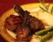 Moroccan Lamb Chops   AKA    My Rockin' Lamb Chops