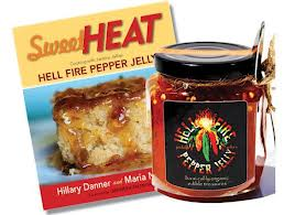 "***Contest Closed****""Sweet Heat"" Cookbook and Jenkin's Hell Fire Pepper Jelly"