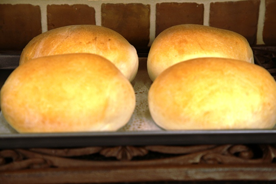Baked Bread Bowls 1