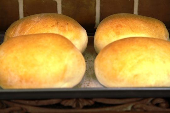 Baked Bread Bowls 2