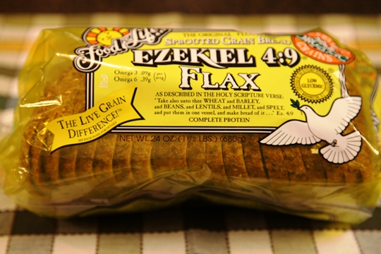 Ezekiel 4:9 Bread Review
