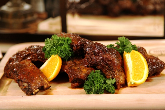 Make This Jamaican Me Crazy BBQ Rib Recipe!