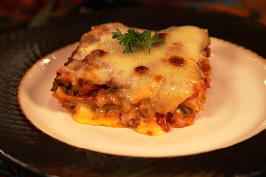 Vickie's Lasagna Recipe