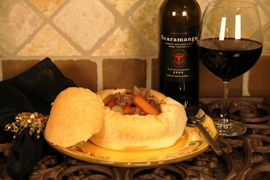 Let's Make This Homemade Bread Bowl Recipe!