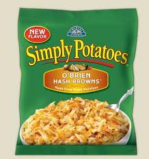 Simply Potatoes Review and Giveaway