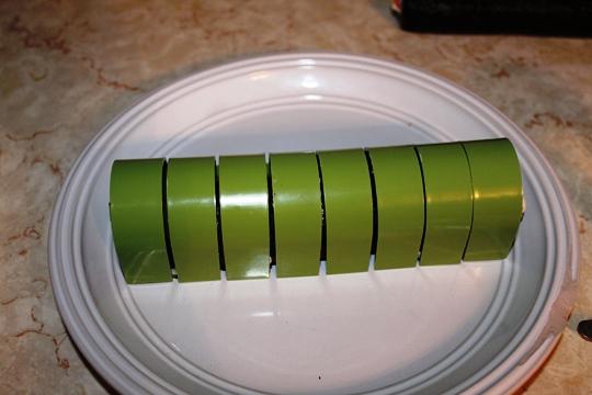 Prepare to Cut the Sushi