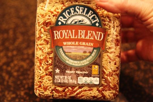 Rice Blend