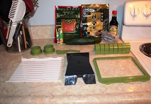 Sushi Quik Kit