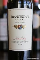 2010 Franciscan Estate Cabernet Wine Reviews