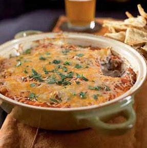SUPER Easy Bean Dip Recipe
