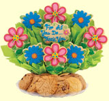 Blossoms of Thanks Cookie Bouquet