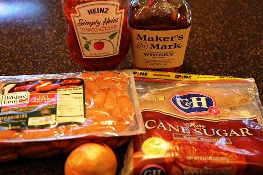 Bourbon Dogs Ingredients