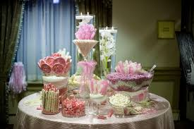 Candy Bar Ideas!