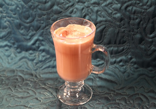 Mocha Gourmet Coffee Float