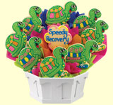 Speedy Recovery Cookie Bouquet