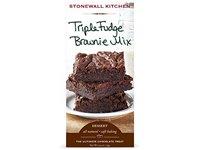 Stonewall Kitchens Triple Fudge Brownie Mix