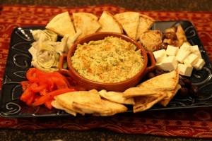 Mediterranean Appetizer Platter