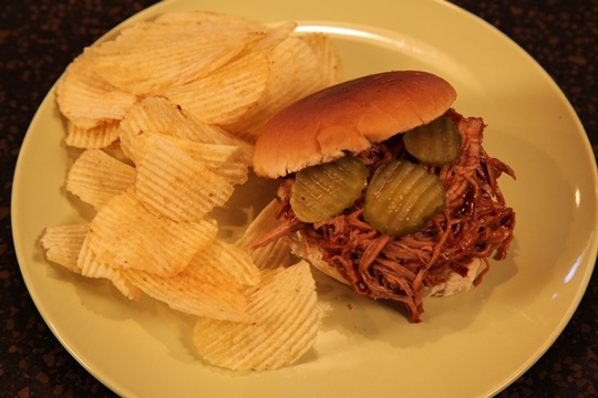 Prizewinning Pulled Pork Recipe