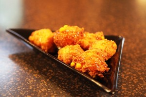 Corn Fritters With Southern Flair