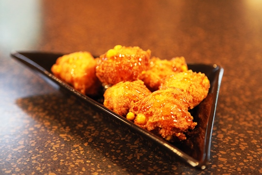 Southern Corn Fritters Make Life Special