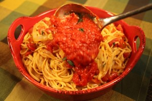 Vickie's Quick Marinara Sauce Recipe