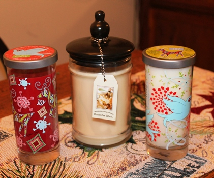Candles We Love for the Holidays Part 3