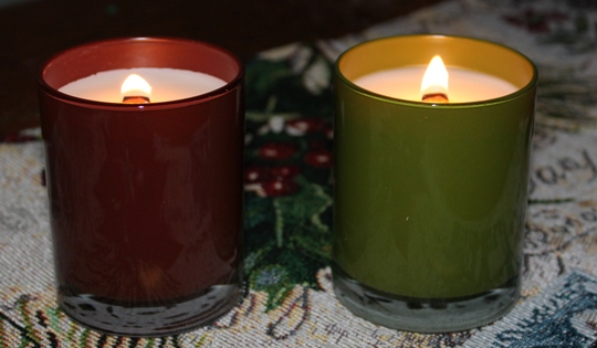 Candles We Love for the Holiday Part 2: Dayna Decker's Estancia Candles