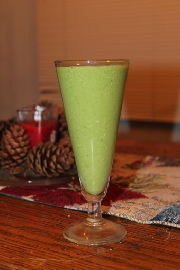 Green Pina Colada