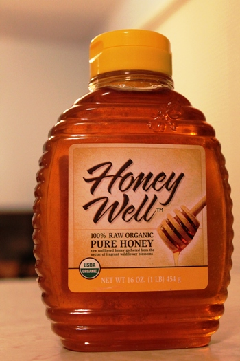 Puritans Pride Honey