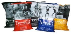Tyrells Chips Bags