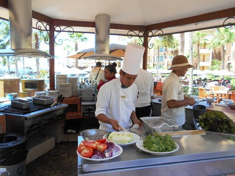 Villa del Arco Chef in Cabo