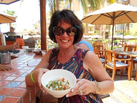 Mexican Ceviche!